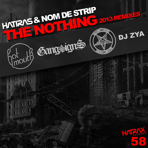 The Nothing - Hatiras, Nom De Strip (Hot Mouth) (sample clip)