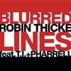 Robin Thicke Feat. T.I & Pharrell - Blurred Lines (Rudimentary Dj Edit)