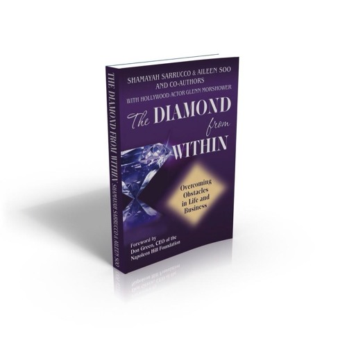 "Liza Lugo UNIVISION NEWS speaks about the ""The Diamond from Within"""