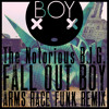 The Notorious B.I.G x Fall Out Boy - Arms Race Funk Remix