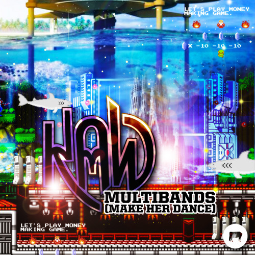 Kaw - Multibands (Make Her Dance) EP