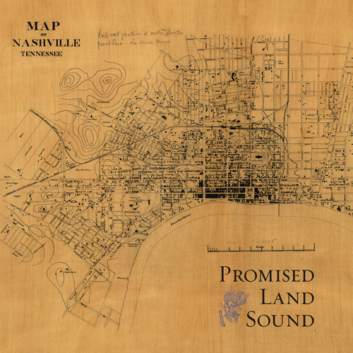 Promised Land Sound - S/T (PoB-09, 2013): Empty Vase