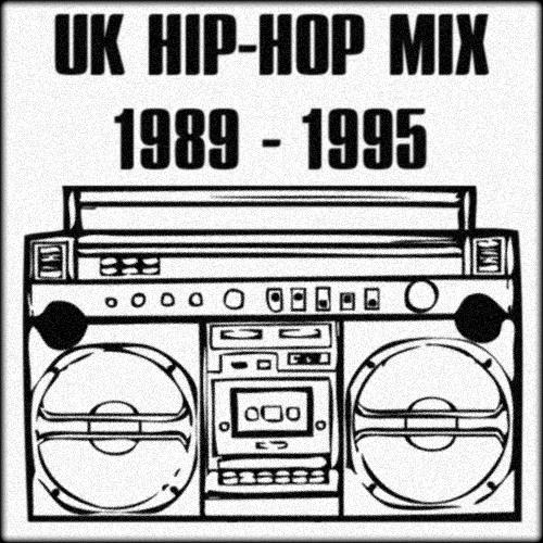 UK Hip-Hop Mix (1989-1995)
