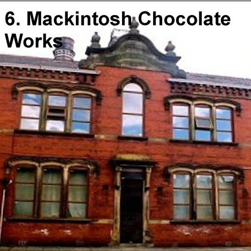 6. Mackintosh Chocolate Works