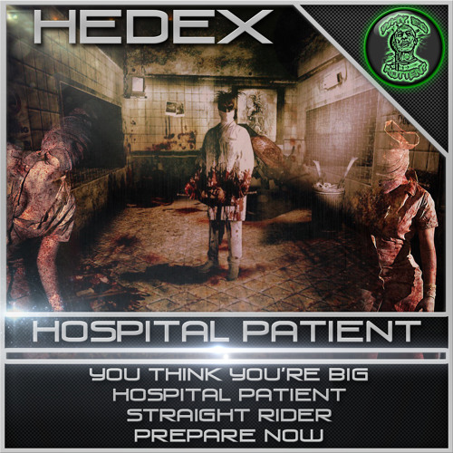 Hedex-Straight Rider // Out Now