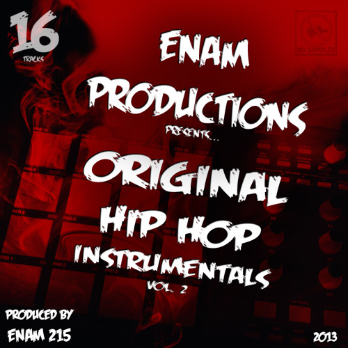 14 - Enam Productions Original Hip Hop Instrumenatls Vol.2