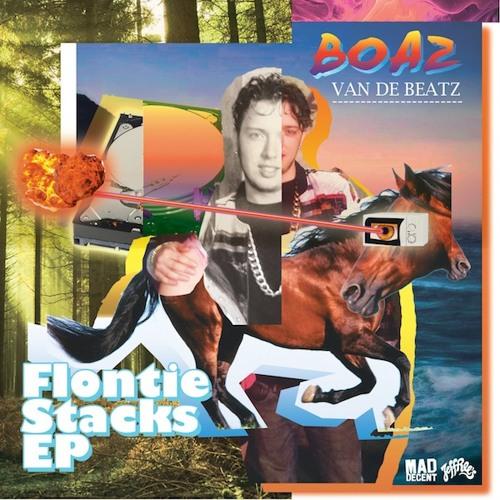 Boaz van de Beatz - Flontie Stacks Pt.2