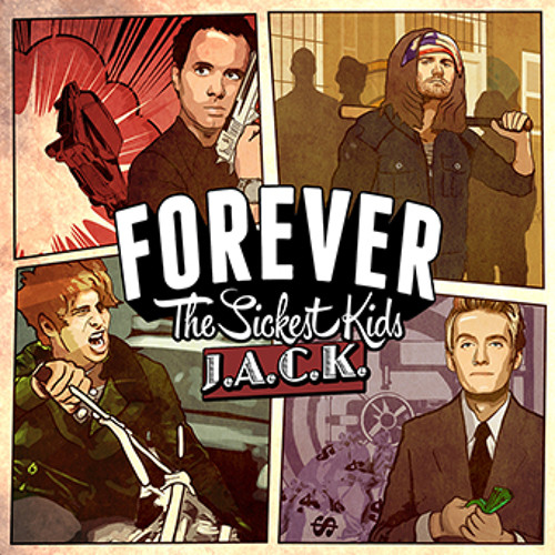 Forever The Sickest Kids - Keep Calm And Don't Let Me Go