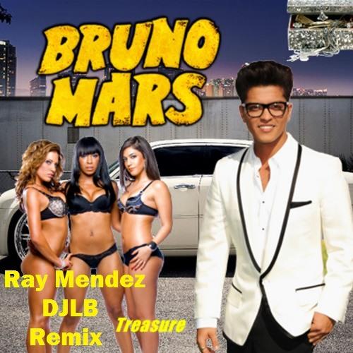 Treasure - Bruno Mars - Ray Mendez DJLB Remix (BUY LINK BELOW)