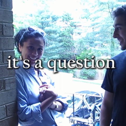 it's a question ft. regina c. (acoustic)