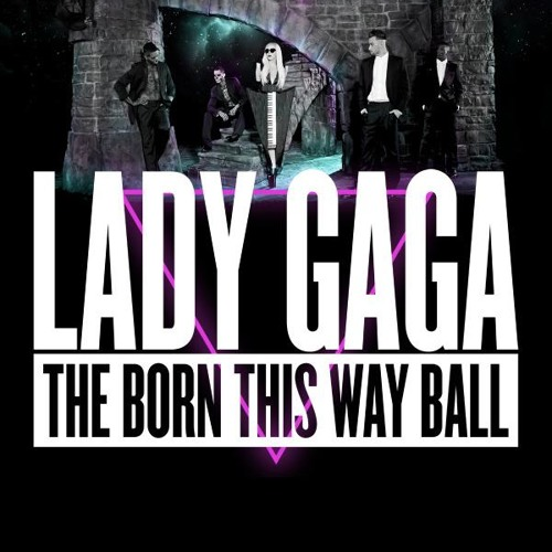 Space (Intro) + Highway Unicorn (The Born This Way Ball Tour Studio Instrumentals) (Snippet)