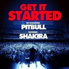 07 - GET IT STARTED - PITBULL Ft SHAKIRA - FUSION 22 ® Shodrimix Recharged ²² -  www.CRAZY-DJ.com.ar