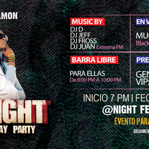 Muoses & Dj Juan Anunciando El Ladies Night Por 103.1 & 102.3