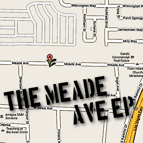 Meade Ave - Weightless