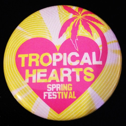 Christian Martin at Tropical Hearts, May 2013