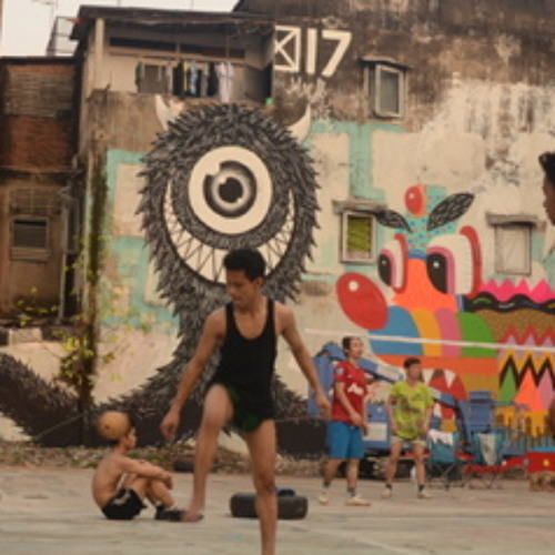 Street art festival debuts in Bangok (ABC, 2013)