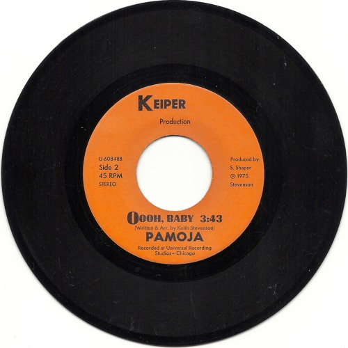 Pamoja - Ooh Baby (JR.Dynamite Edits)