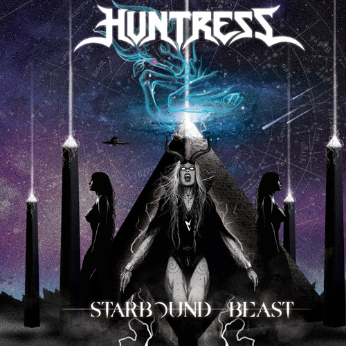 HUNTRESS - Blood Sisters