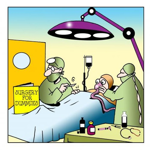 UNIT 1: Illness & Treatment - surgery