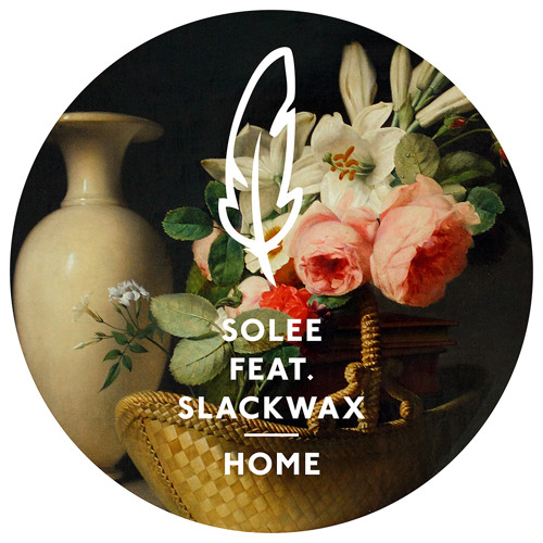 solee feat. slackwax - home / poesie musik - get physical music