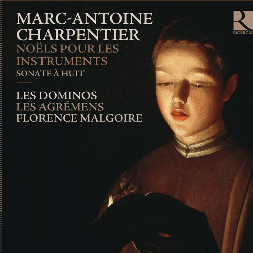 Marc-Antoine Charpentier - Or nous dites Marie