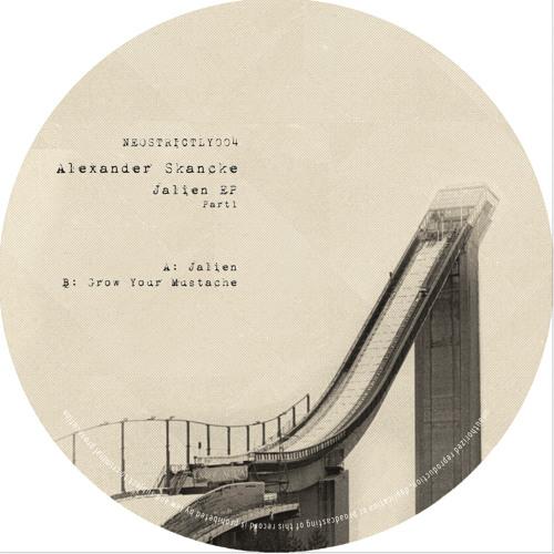 NEOSTRICTLY004: Alexander Skancke -Jalien