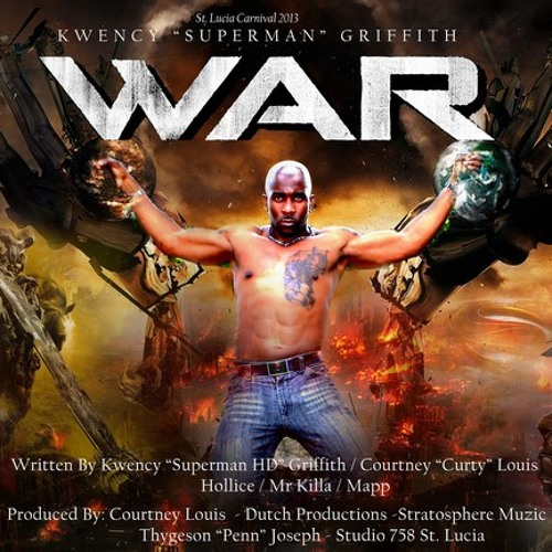 War - Superman HD { Dutch Productions & Studio 758 for St. Lucia Carnival 2k13 }