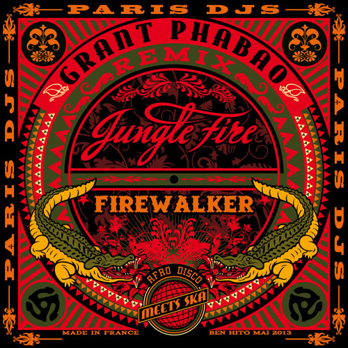 Jungle Fire - Firewalker (Grant Phabao Remix)