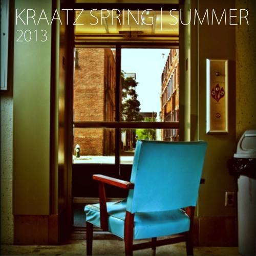 Kraatz Mix Spring   Summer 2013