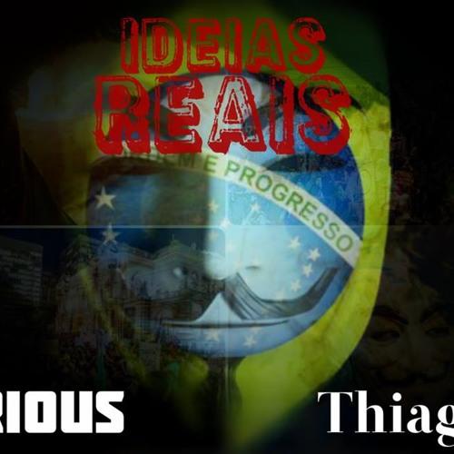 Thiago Skinny. ft. Furious Internacionais - Ideais Reais