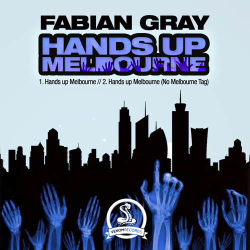 Fabian gray - Hands Up Melbourne (Original mix)
