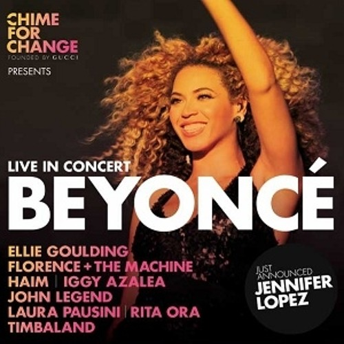 Beyoncé - Grown Woman (Live at Chime For Change 2013)