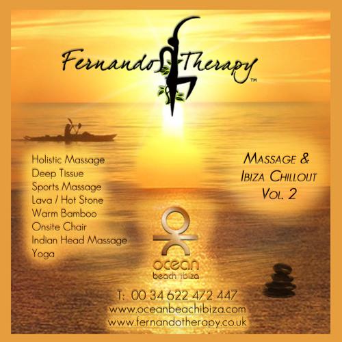 Fernando Therapy - Ibiza Chillout & Massage Mix Vol. 2