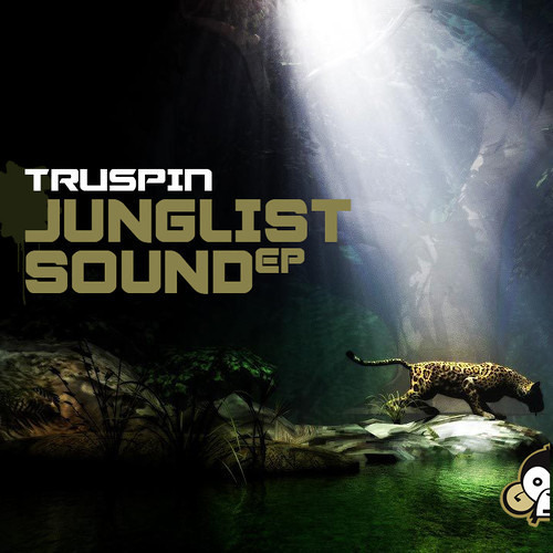 "Truspin - Jah jah is coming ""In Da Jungle Recordings "" Junglist Sound EP"