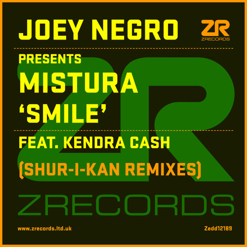 Mistura feat. Kendra Cash - Smile (Shur-i-kan Future Vox + Harmonic Dub)
