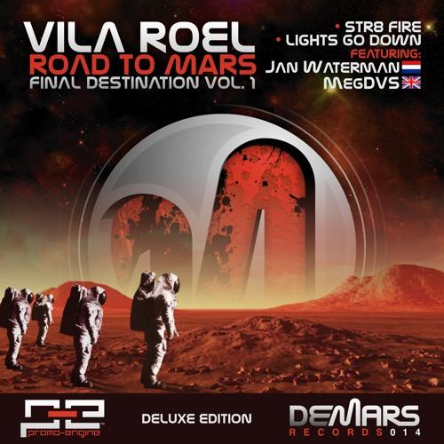 Vila Roel - Str8 Fire (Jan Waterman Remix) [DeMars Records] - Out now!