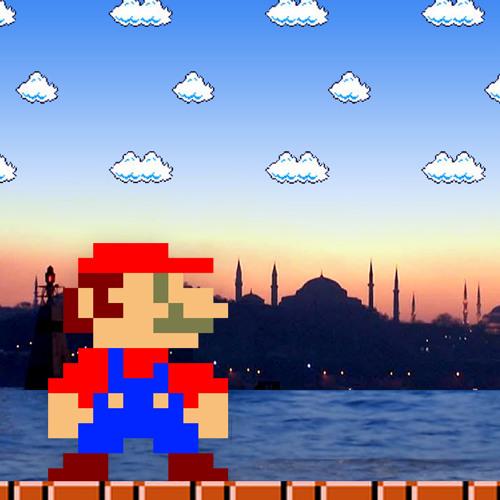 Mario Üsküdar'a Gider İken