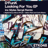 D'FunK-Looking for You EP Digital cuts
