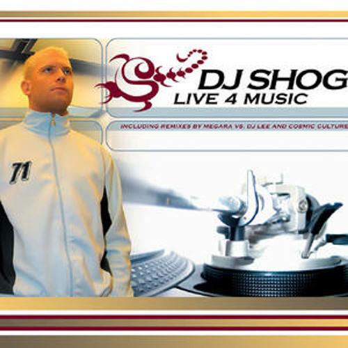 DJ Shog - Live 4 Music (Spens 2013 Re-Work) [preview]