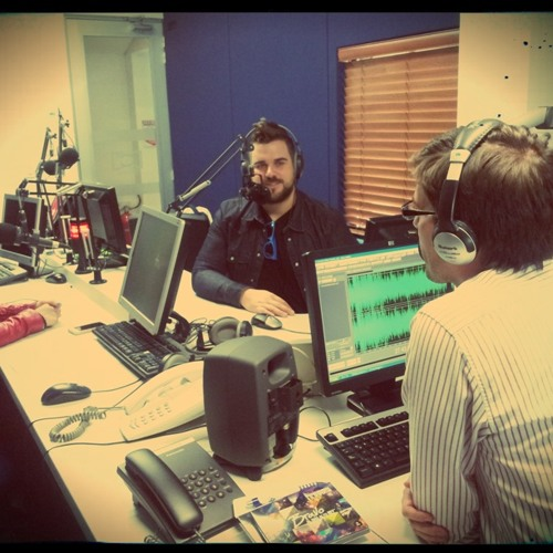 Entrevista a Nathan Ironside en Ventura Radio