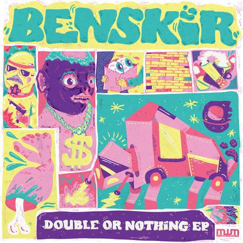 Benskir - Walker (Standard Procedure Remix) (Forthcoming MWM-Recordings)
