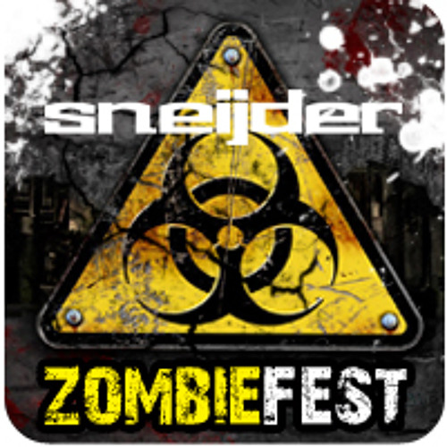 Sneijder Live @ Zombiefest, Mexico