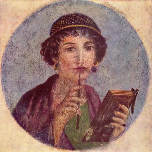 The Girl-Child of Pompeii