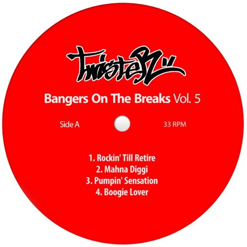 Dj Twister aka Vinyl Cat - Rockin' Till Retire (Free DL) Video link below