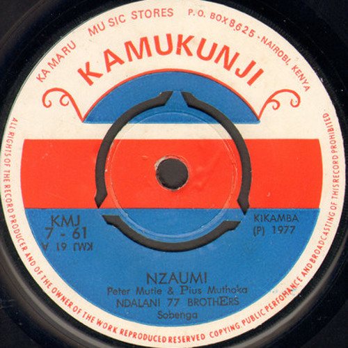 Ndalani 77 Brothers - Nzaumi - MM's Edit