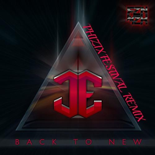 James Egbert - Back To New (PHIZIX Festival Remix)