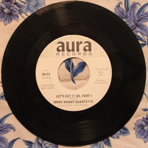 Sonny Knight Quartette - Let's Get It On   (Sans Groove Ext Edit)