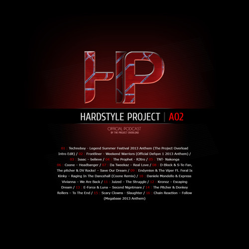 HARDSTYLE PROJECT A02