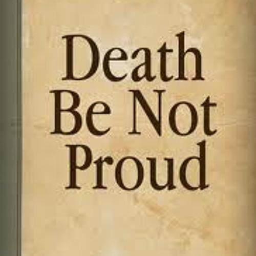 Death Be Not Proud by John Donne (Diane Havens)