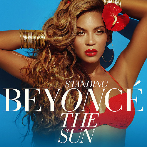 Beyonce - Standing On The Sun (Instrumental Version)